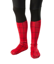 AVENGERS -  SPIDER-MAN BOOT TOPS (CHILD)