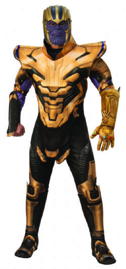 AVENGERS -  THANOS DELUXE COSTUME (ADULT)