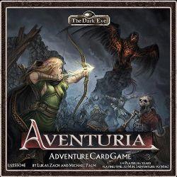 AVENTURIA -  BASE GAME (ENGLISH)