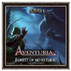 AVENTURIA -  FOREST OF NO RETURN (ENGLISH)