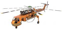 AVIATION -  S-64 SKYCRANE - 2 SHEETS