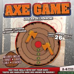 AXE GAME (MULTILINGUAL)