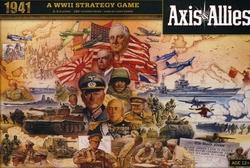 AXIS & ALLIES -  AXIS & ALLIES 1941