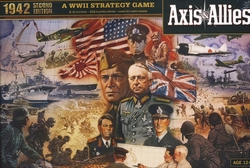 AXIS & ALLIES -  AXIS & ALLIES 1942 - 2ND EDITION