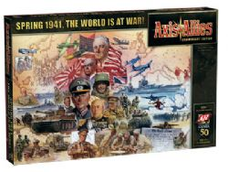 AXIS & ALLIES -  AXIS & ALLIES ANNIVERSARY EDTION