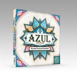 AZUL -  GLAZED PAVILION (MULTILINGUAL)