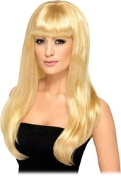 BABELICIOUS WIG - BLOND (ADULT) -  BABELICIOUS