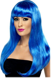 BABELICIOUS WIG - BLUE (ADULT) -  BABELICIOUS