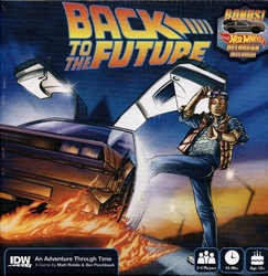 BACK TO THE FUTURE -  AN ADVENTURE THROUGH TIME (ENGLISH)