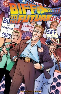 BACK TO THE FUTURE -  BIFF TO THE FUTURE TP