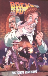 BACK TO THE FUTURE -  CITIZEN BROWN TP