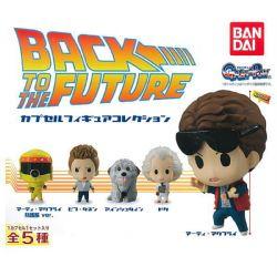 BACK TO THE FUTURE -  RANDOM MINI-CHARA -  GASHAPON
