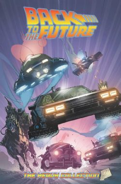 BACK TO THE FUTURE -  THE HEAVY COLLECTION