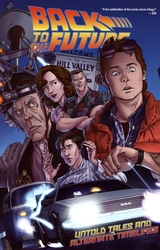 BACK TO THE FUTURE -  UNTOLD TALES & ALT TIMELINES TP 01