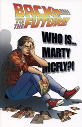 BACK TO THE FUTURE -  WHO IS MARTY MCFLY TP 03