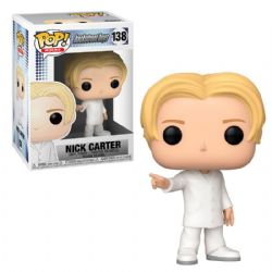 BACKSTREET BOYS -  POP! VINYL FIGURE OF NICK CARTER (4 INCH) 138