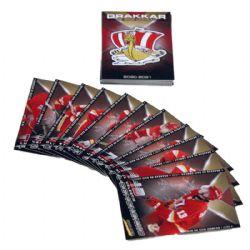 BAIE-COMEAU DRAKKAR -  (25 CARDS) -  2020-21