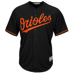 BALTIMORE ORIOLES -  BLACK JERSEY