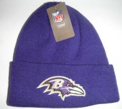 BALTIMORE RAVENS -  VIOLET TOQUE
