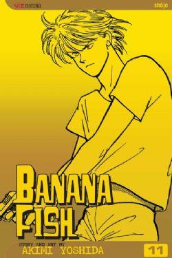 BANANA FISH -  (ENGLISH V.) 11