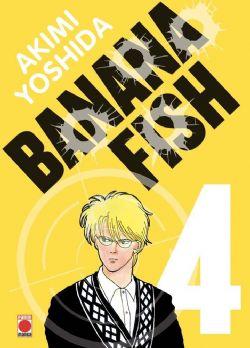 BANANA FISH -  (FRENCH V.) -  PERFECT EDITION 04