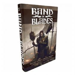 BAND OF BLADES (ENGLISH)
