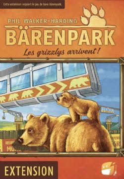 BARENPARK -  LES GRIZZLYS ARRIVENT (FRENCH)