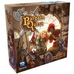 BARGAIN QUEST -  BASE GAME (ENGLISH)