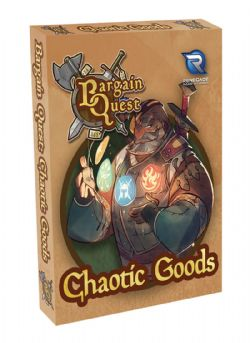 BARGAIN QUEST -  CHAOTIC GOODS (ENGLISH)