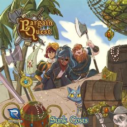 BARGAIN QUEST -  SUNK COST EXPANSION (ENGLISH)