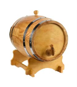 BARREL -  WOOD BARREL (8.5L)