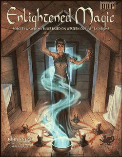 BASIC ROLEPLAYING -  ENLIGHTENED MAGIC