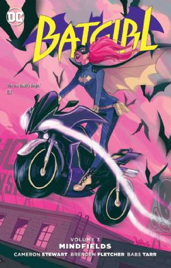 BATGIRL -  MINDFIELDS TP 3 -  BATGIRL: THE NEW 52! 08