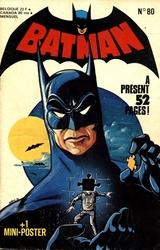 BATMAN -  ÉDITION 1979 80