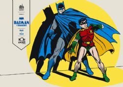 BATMAN -  1943-1944 -  DAILIES, THE 01