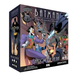 BATMAN -  ANIMATED SERIESBASE GAME (ENGLISH)