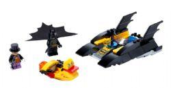 BATMAN -  BATBOAT THE PENGUIN PURSUIT! (54 PIECES) -  DC SUPER HEROES 76158