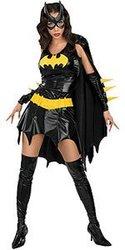 BATMAN -  BATGIRL COSTUME (ADULT)