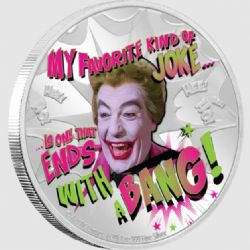 BATMAN -  BATMAN™ CLASSIC TV SERIES: THE JOKER™ -  2020 NEW ZEALAND MINT COINS 03