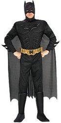 BATMAN -  BATMAN COSTUME - DARK KNIGHT -  THE DARK KNIGHT RISES