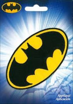 BATMAN -  BATMAN LOGO PATCH