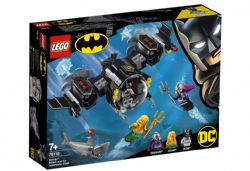 BATMAN -  BATSUB AND THE UNDERWATER CLASH (174 PIECES) 76116