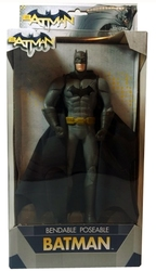 BATMAN -  BENDABLE BATMAN (8 INCH)