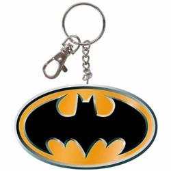 BATMAN -  BENDABLE LOGO KEYCHAIN (3