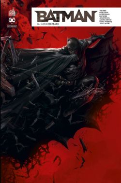 BATMAN -  CAUCHEMARS -  REBIRTH 10