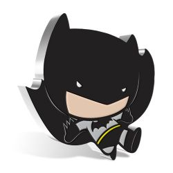BATMAN -  CHIBI® COINS COLLECTION - DC COMICS SERIES: BATMAN™ FLYING -  2021 NEW ZEALAND MINT COINS 13
