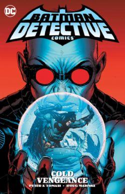 BATMAN -  COLD VENGEANCE TP -  DETECTIVE COMICS 04