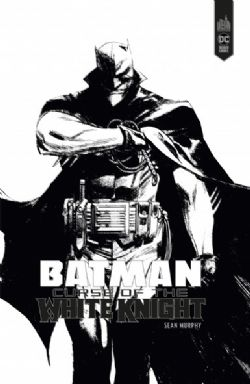 BATMAN -  CURSE OF THE WHITE KNIGHT (ÉDITION NOIR ET BLANC)
