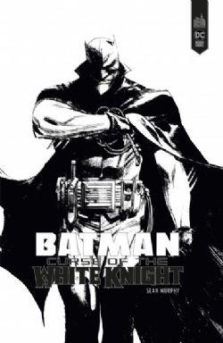 BATMAN -  CURSE OF THE WHITE KNIGHT (ÉDITION NOIR ET BLANC)