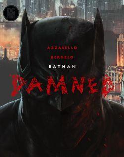 BATMAN -  DAMNED HC